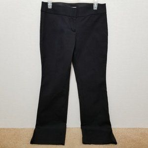Ann Taylor LOFT pants 4P Marisa Slim Boot Cut